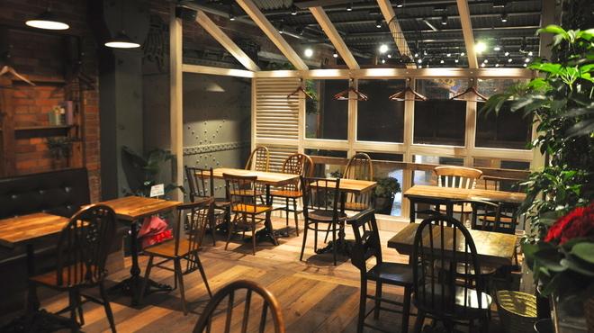 横浜のスイーツ店GRANNY SMITH APPLE PIE & COFFEE 横浜店