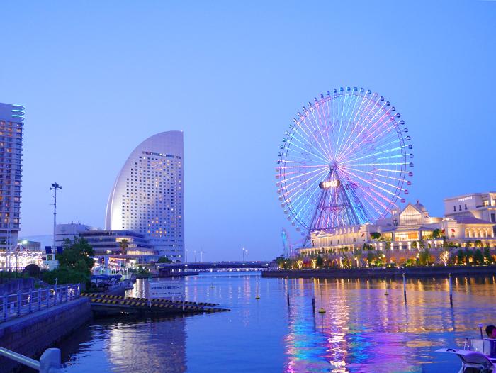 みなとみらい 海 ヘミングウェイ横浜