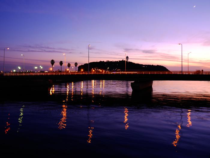 江ノ島 海 Hemingway 江ノ島はなれ