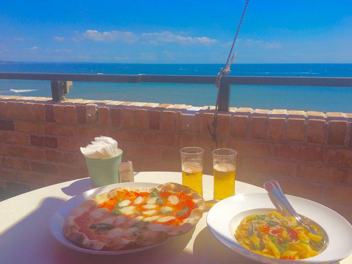 夏といえば海!江ノ島周辺の海が見えるカフェ5選