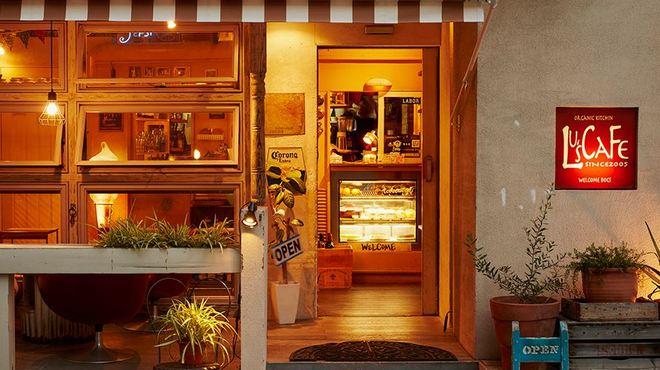 横浜 誕生日 Lu's cafe