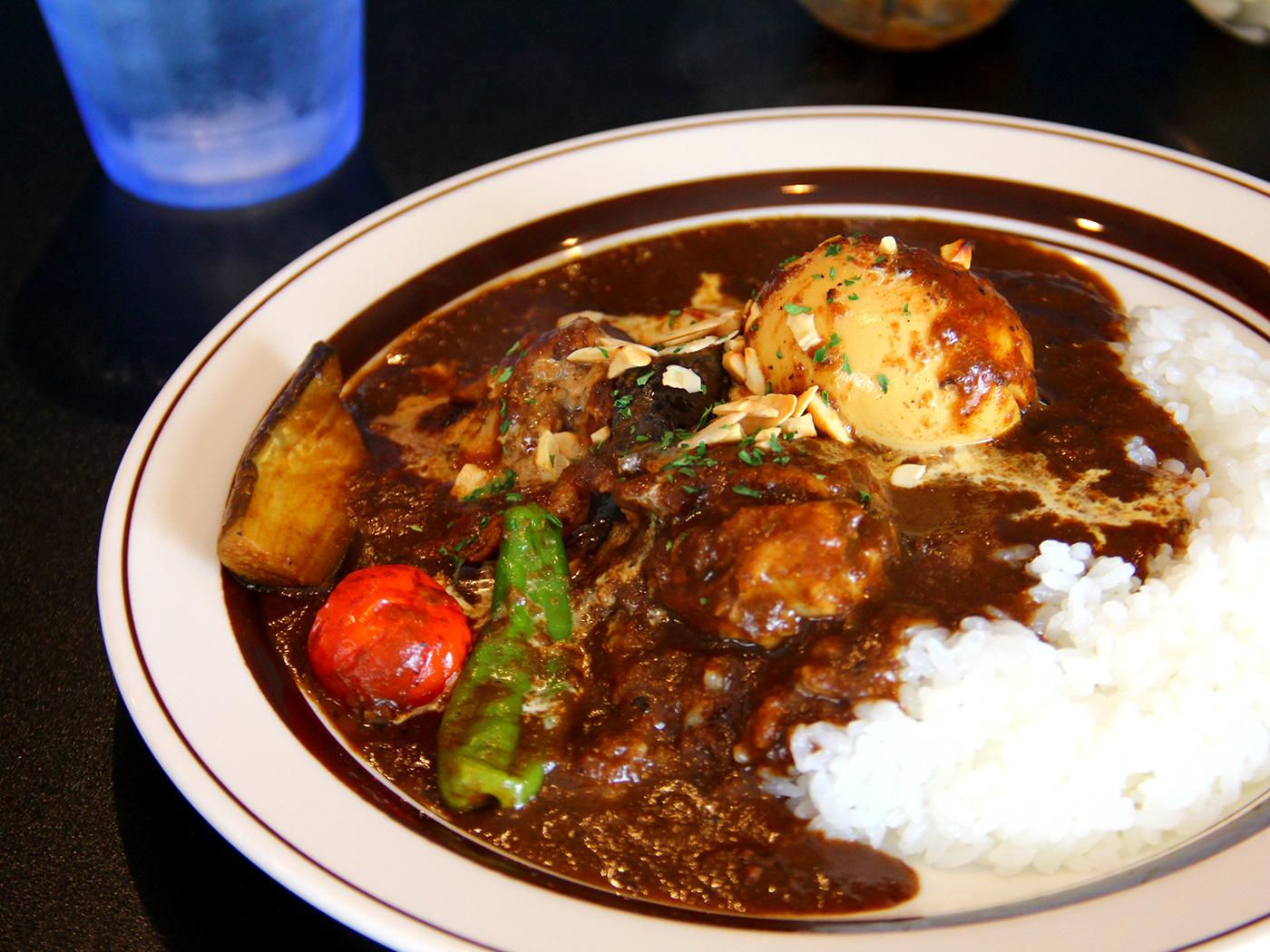 江ノ島 カレー woof curry