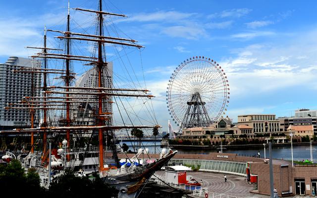 横浜さんぽがしたくなる!横浜で休日を過ごす5つのスポット