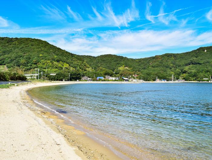 最高のビーチリゾートへ。小豆島のプライベートビーチリゾートホテル