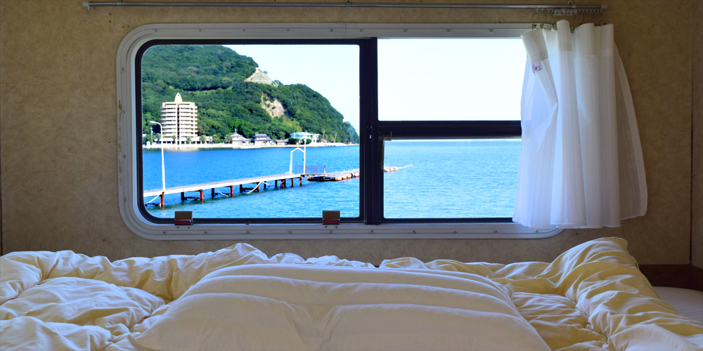 自然を満喫!小豆島でグランピングが楽しめる施設