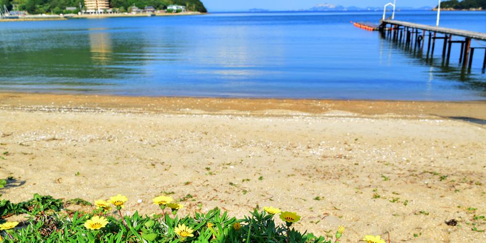 プライベートビーチ シータイガーアイランドイン小豆島