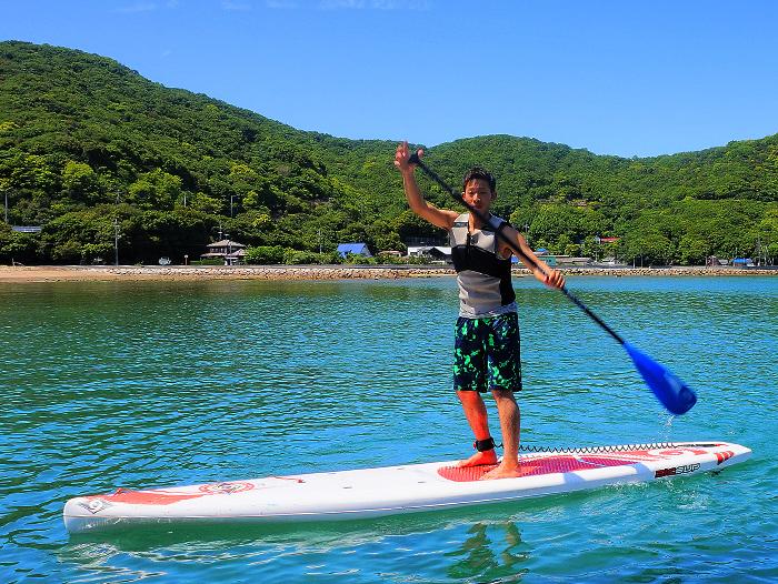 夏の旅行は、アクティブ旅に決定!瀬戸内のマリンアクテビティが楽しめる施設