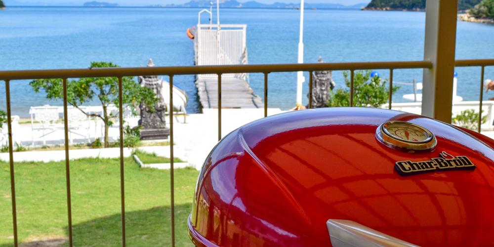 小豆島で忘れられない夏を。バーベキューが楽しめるおすすめホテル