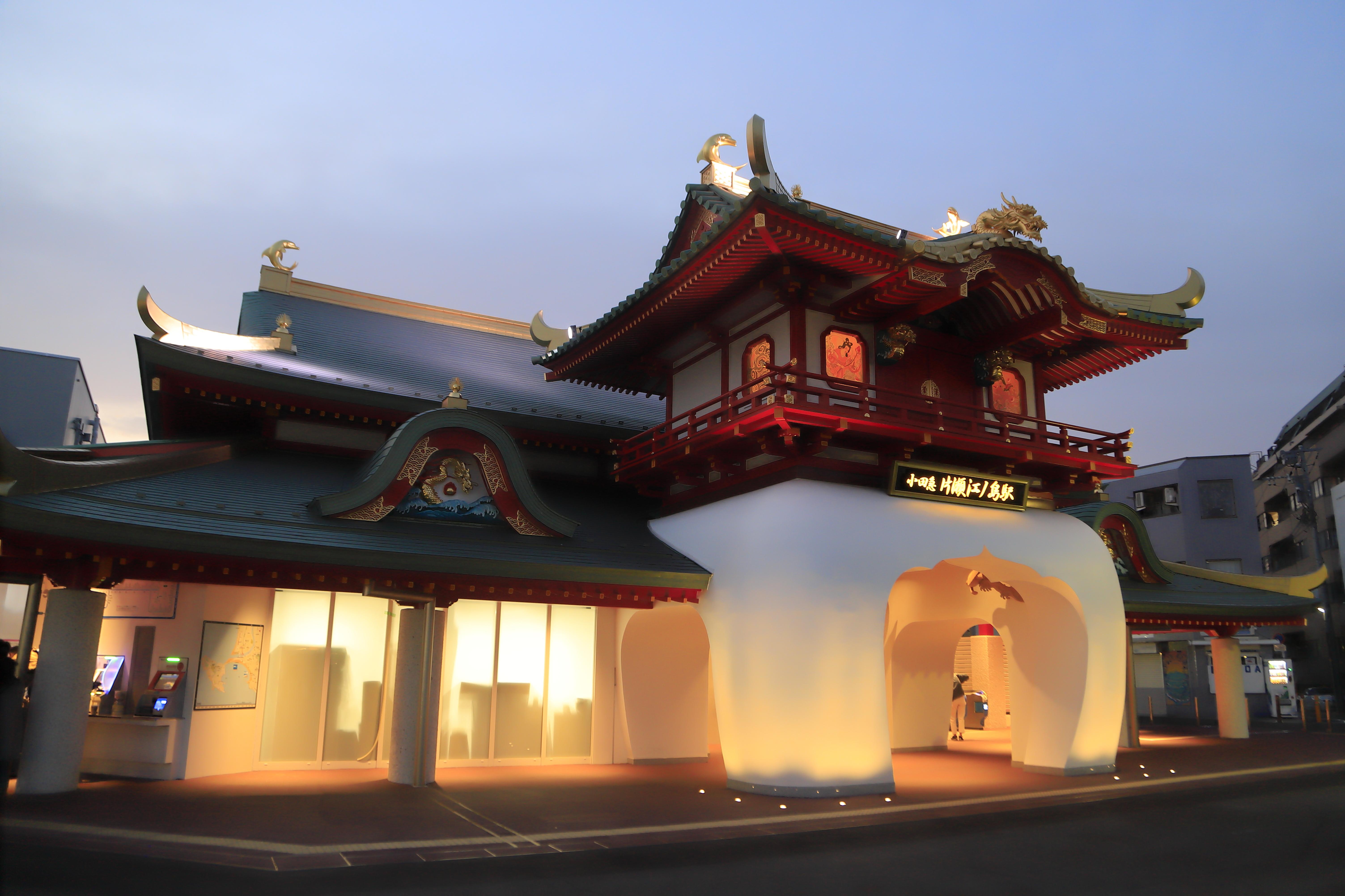 江の島神社初詣の後に立ち寄りたいレストランとあったかメニュー