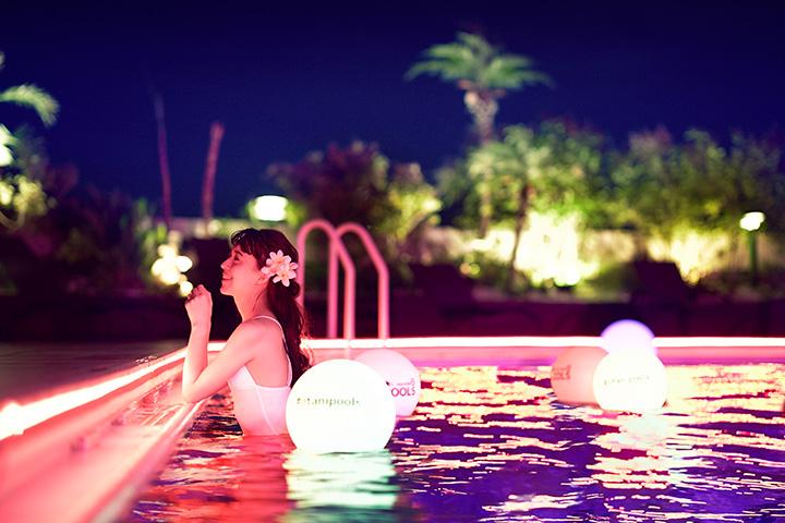 大阪のナイトプールで夏を満喫!~2021オープンのナイトプール施設2選~